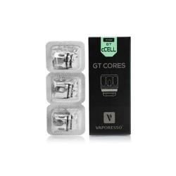 Pack X 3 résistances Vaporesso CCELL GT