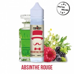 Pack 60ml Absinthe rouge Cirkus