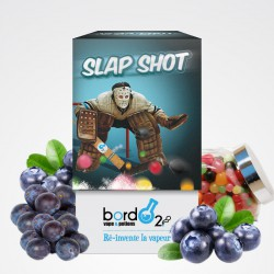 E-liquide Slap Shot 20 ml Bordo2