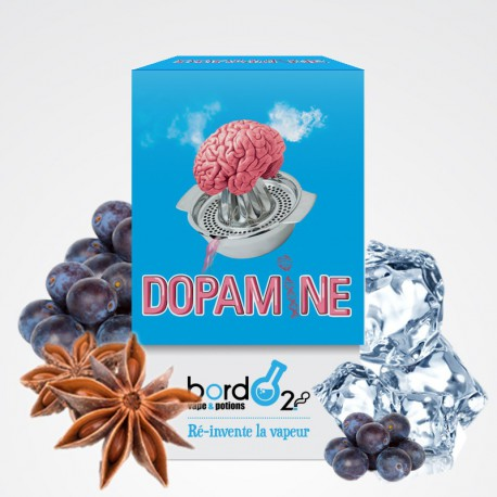 E-liquide Dopamine 20ml Bordo2