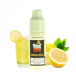 E-liquide Lemonade on ice